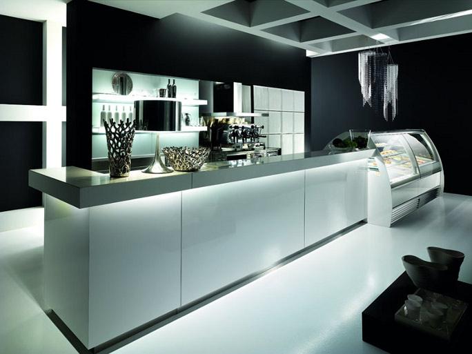 Vendita arredamento bar for Bar de salon moderne