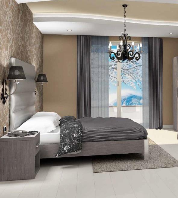 Arredamento per alberghi arredare hotel for Arredo camere albergo