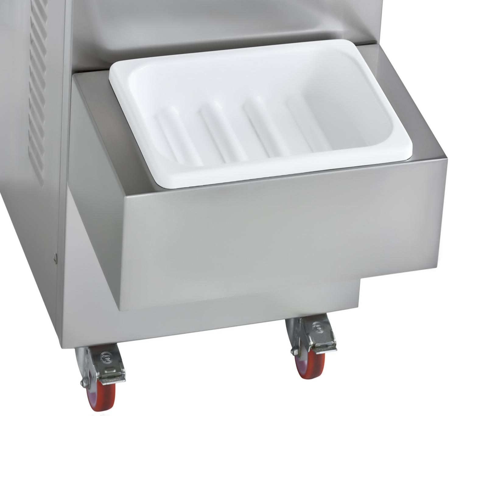 Macchine gelato combinate orizzontali 10+10