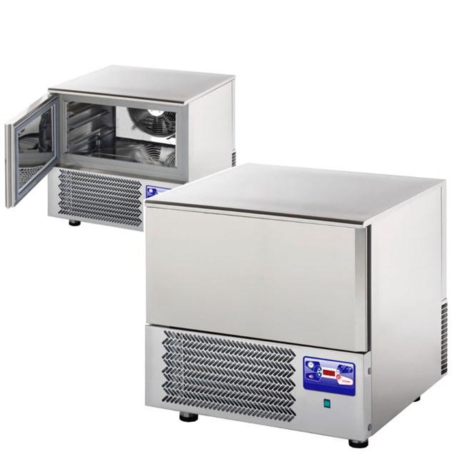 Abbattitore Di Temperatura Domestico : Abbattitore surgelatore professionale teglie