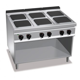 Cucine industriali a gas e elettriche, Cottura professionale per ...