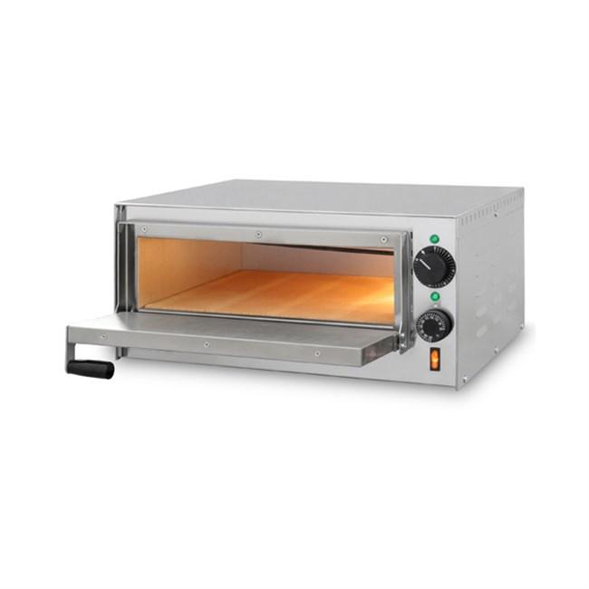 Forno elettrico da appoggio per pizzeria 1 camera - Pietra per forno elettrico ...