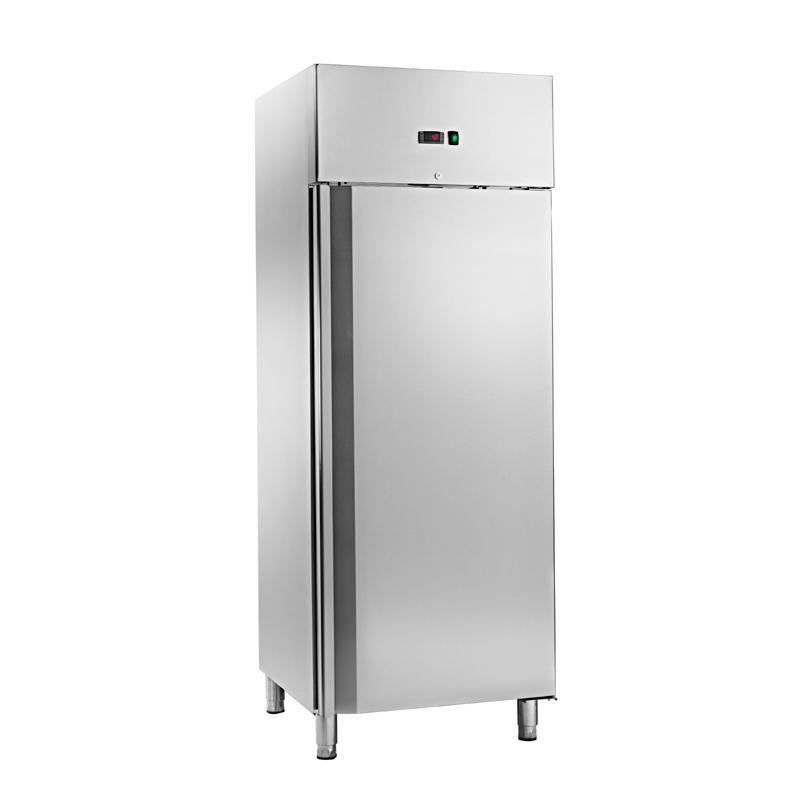 armadio frigo inox ventilato temperatura mista 535lt. Black Bedroom Furniture Sets. Home Design Ideas