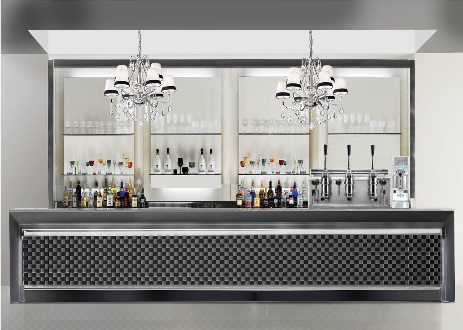 Arredamento bar hotel for Bar arredamento