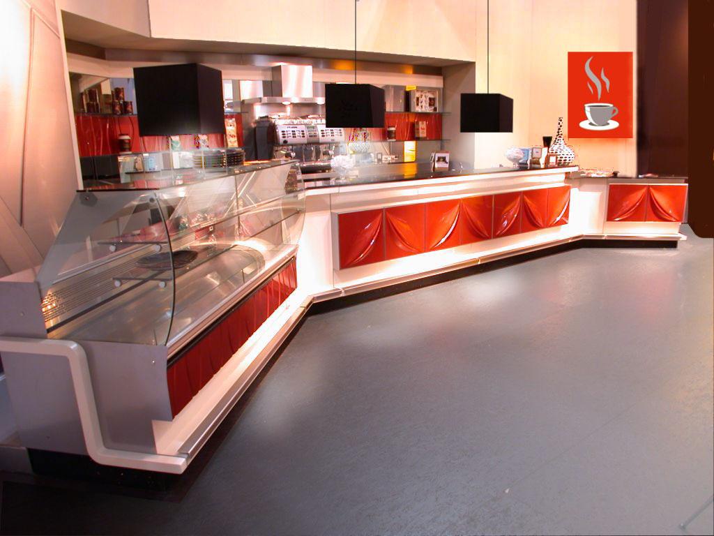 Cucine Professionali Usate Roma.Arredamento Bar Usato Roma