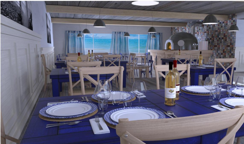 Arredamento ristorante di mare for Arredamento ristoranti roma