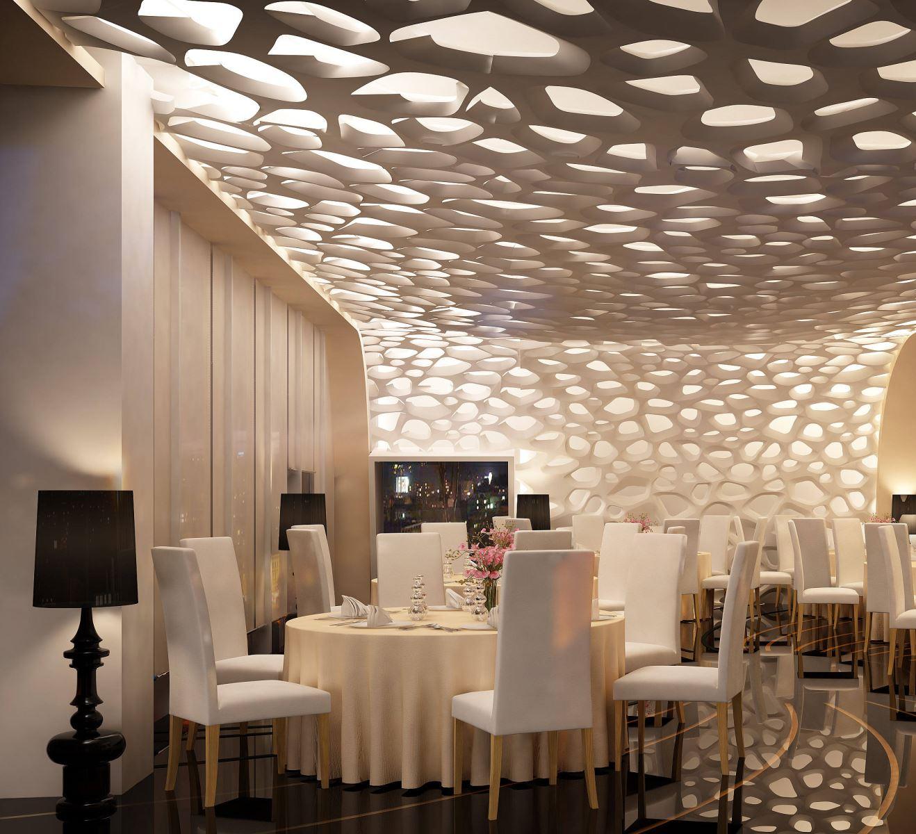 Arredamento ristorante arredare ristoranti for Arredamento design moderno