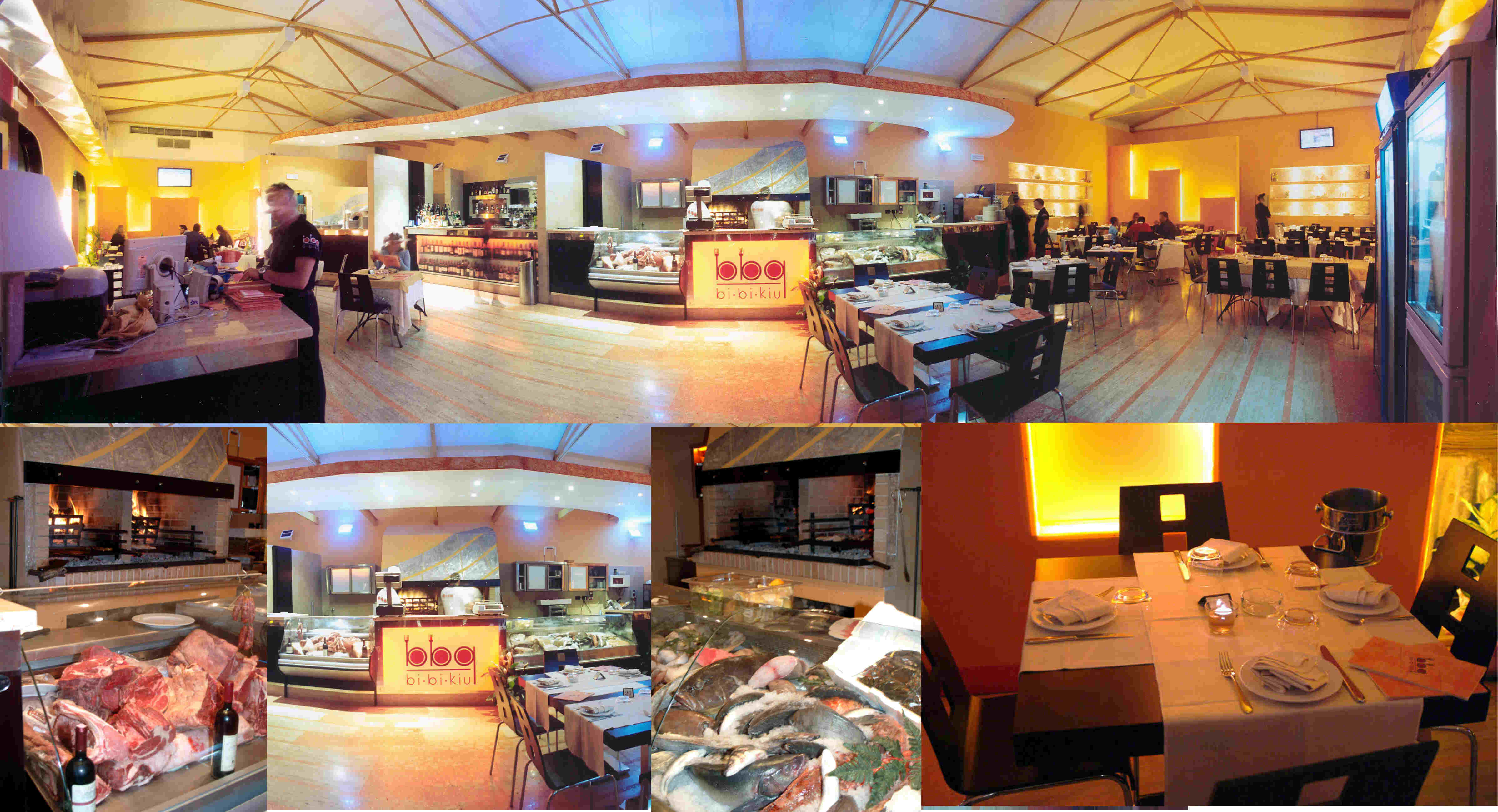 arredamento ristoranti roma