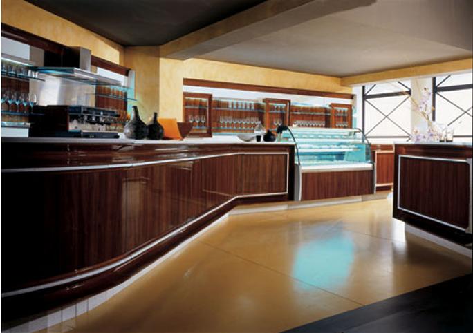 Banchi bar for Artic arredo bar