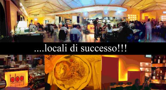 Arredamento ristoranti roma for Arredamento bar roma