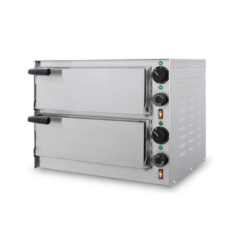 forno elettrico da appoggio per pizzeria 2 camere ForForno Elettrico Da Appoggio