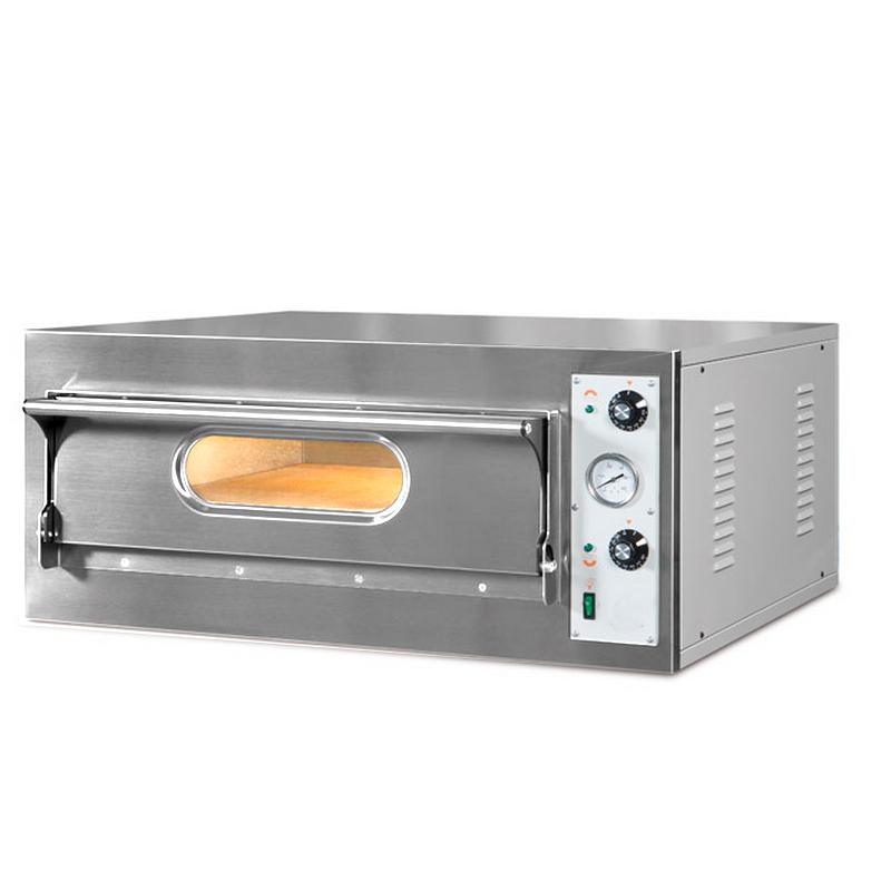 Forno elettrico per pizzeria 1 camera di cottura