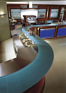 Arredamento bar for Componenti d arredo moderni