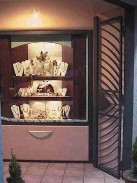 Arredamento oreficerie for Arredamento per gioielleria