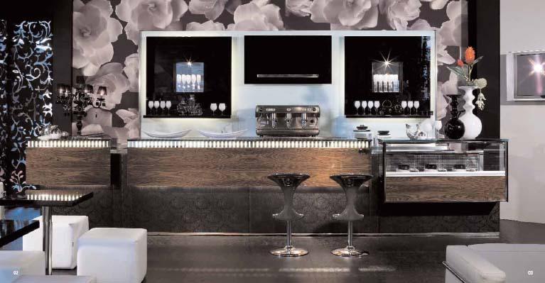 Arredo bar roma for Bancone birreria usato