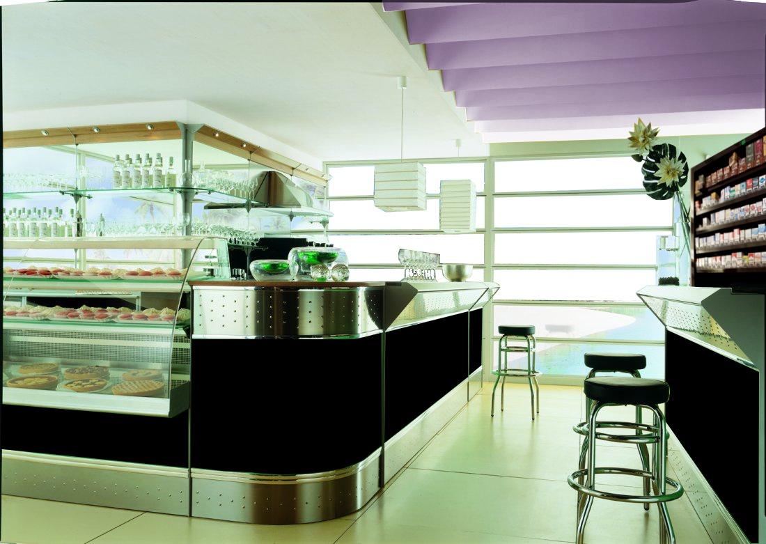 Rinnovare bancone bar for Lavoro arredamento milano