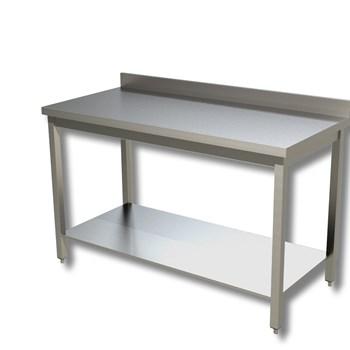 Arredamento inox professionale tavolo lavello lavatoio - Tavoli inox per ristorazione ...