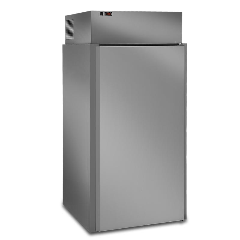 minicella frigo inox 100 per surgelati. Black Bedroom Furniture Sets. Home Design Ideas