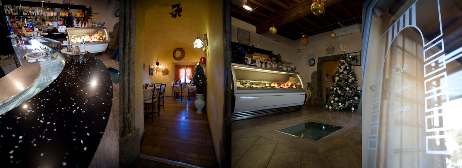 Arredamento per bar gelateria pasticceria roma for Arredamento bar roma